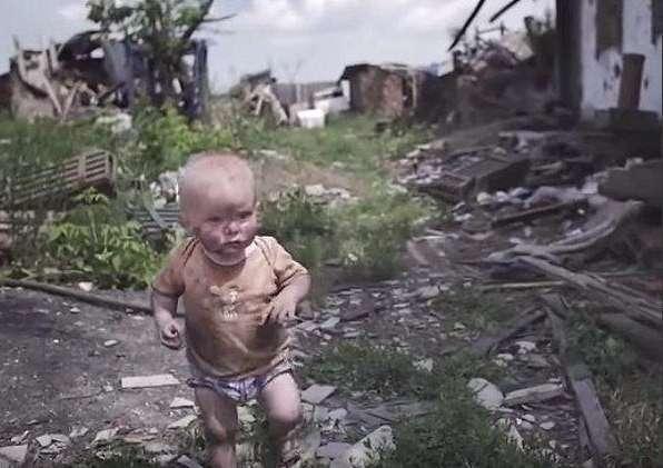 Дети Донбасса уже не совсем дети