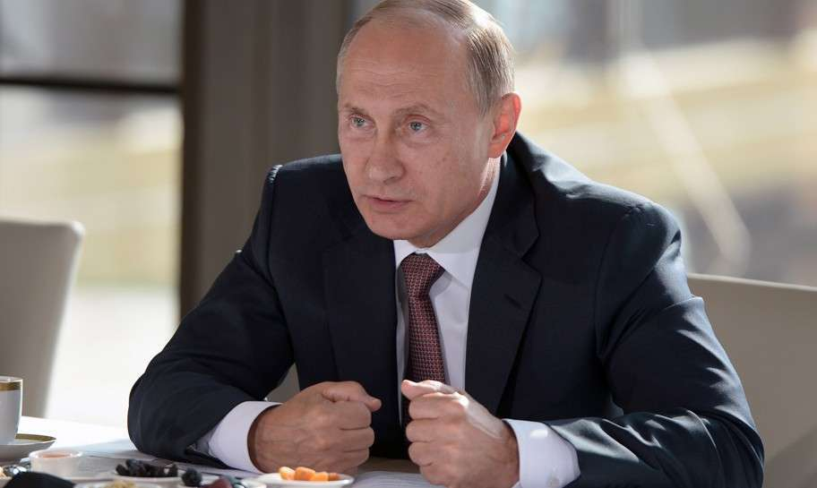 Крымские откровения Владимира Путина