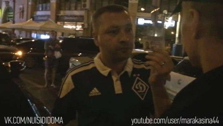 Посольство Германии в Киеве проверяет видео с пьяным «дипломатом»