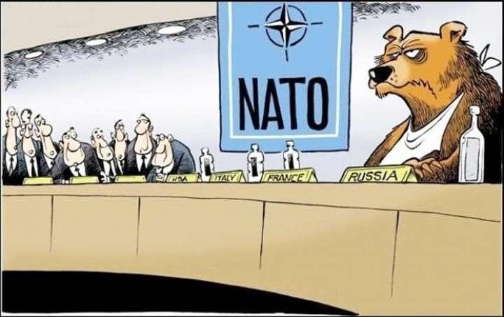 На что Европе это НАТО?