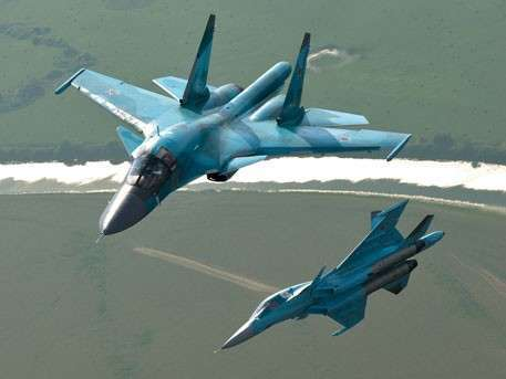 Полторы тысячи военных летчиков поднялись в небо над Краснодаром