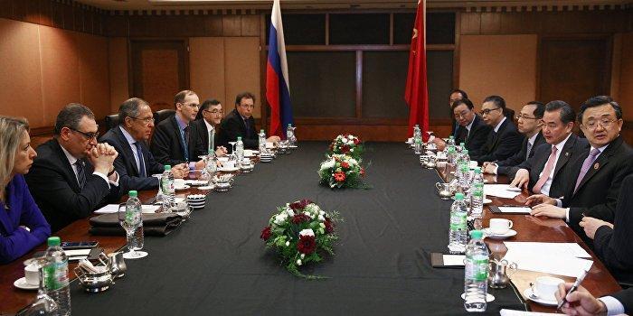 Представители МИД КНР подтвердили свою поддержку России в украинском вопросе