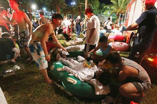 Подростки-мертвецы: Что такое «Фестиваль красок Холи» и зачем мажут наших детей