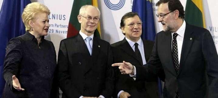 Коза отпущения: Европа сделает Грибаускайте «крайней» за Украину