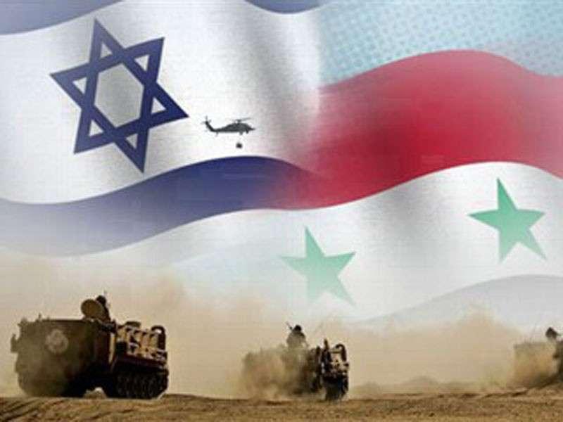 Израильские бандиты вновь напали на Сирию