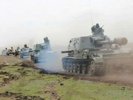 Стало известно, когда киевская Хунта начнёт наступление на Донбасс