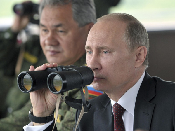 В РФ прошли масштабные учения ВС с участием РВСН