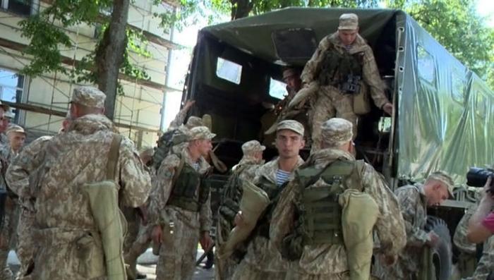 Под Псковом стартовали военные учения шести стран