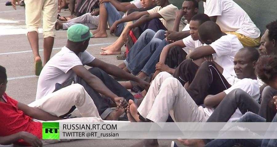 Страны ЕС не могут справиться с беспрецедентным наплывом мигрантов