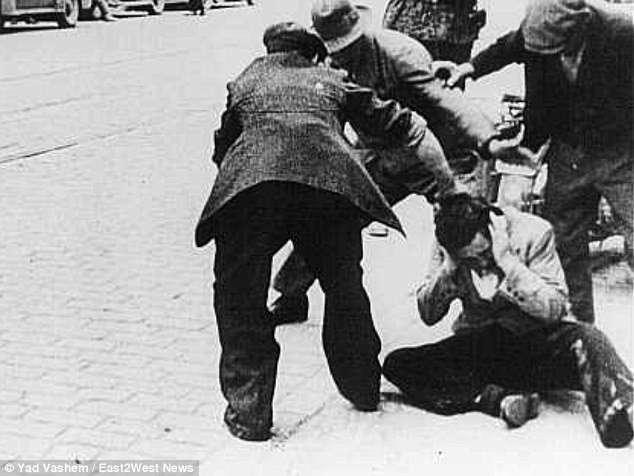 Галичанские евреи во время Войны массово уничтожали ашкеназов
