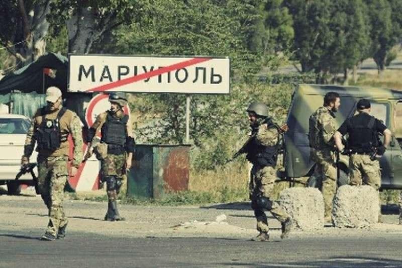 Начинается массовая эвакуация греков из Мариуполя
