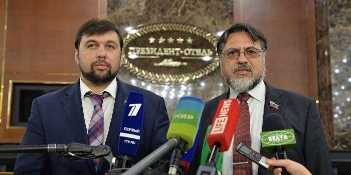 Стала известна главная тема переговоров Контактной группы в Минске