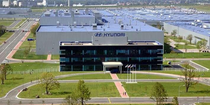 Российский завод компании Hyundai Motor начал производство автомобилей для Египта иЛивана