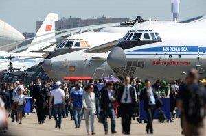 Итоги первого дня работы авиасалона МАКС-2015