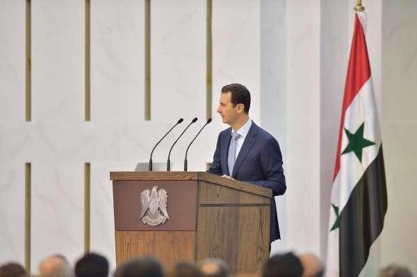 Сирия доверяет лишь России и Ирану