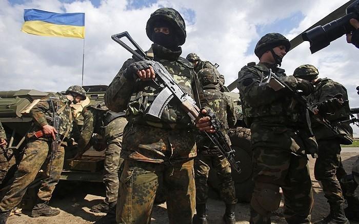 Укро-каратели применили в Донбассе зажигательные снаряды