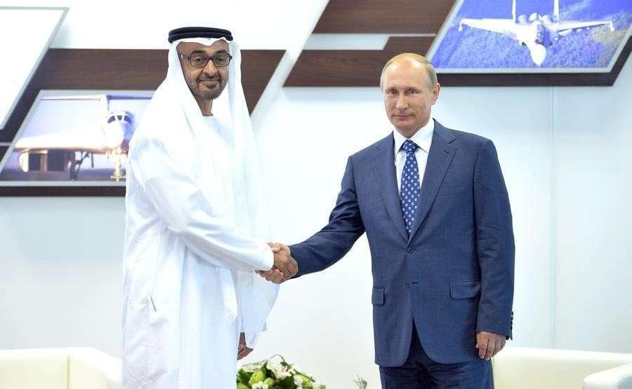 Владимир Путин обсудил с лидерами стран Ближнего Востока методы борьбы с ИГ