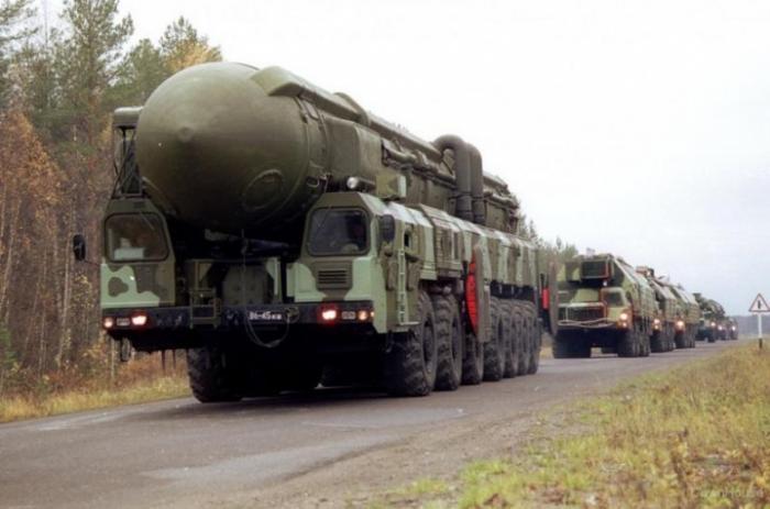 10 ракетных полков РВСН вышли на маршруты боевого патрулирования