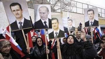 В Сирии Владимир Путин переходит в наступление