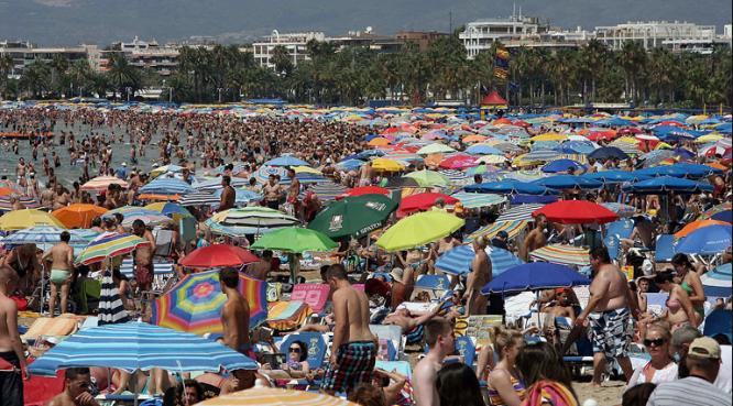Число туристов в Абхазии побило рекорды советских времен