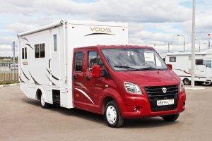 «Группа ГАЗ» представляет новые модификации автомобилей для туризма и отдыха