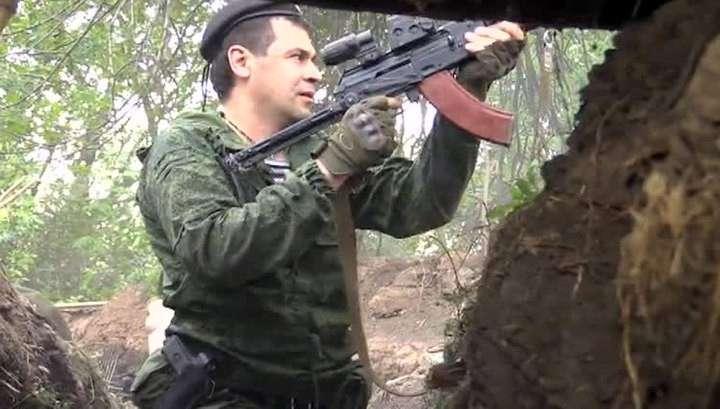 Обстрелы Донецка продолжаются