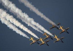 Лётная программа четвёртого дня Международного авиасалона МАКС-2015 — прямая трансляция