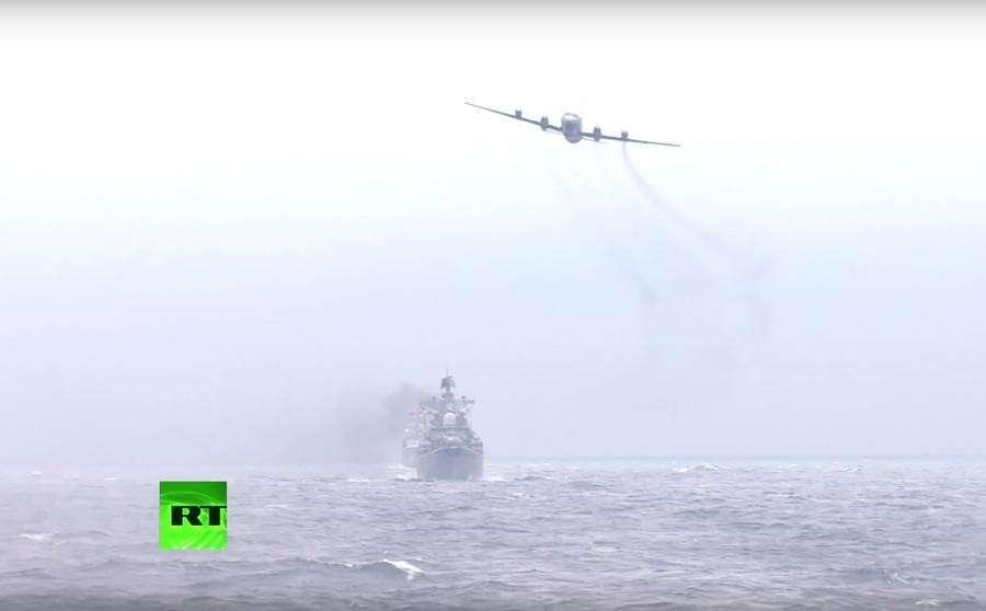 Китай и Россия провели самые масштабные совместные морские учения