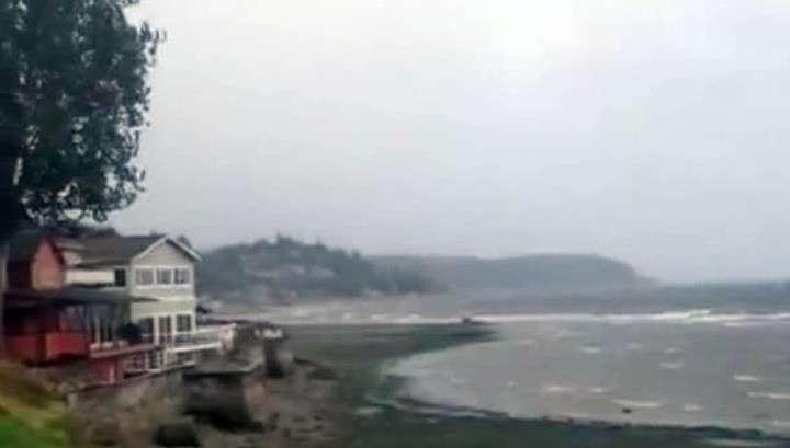 Ураган, разрушивший Сиэтл, добрался до Ванкувера