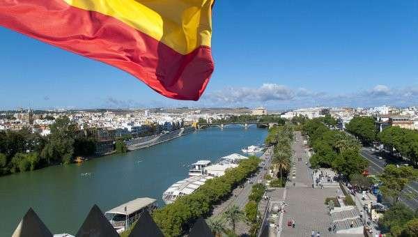 Виды Испании, архивное фото