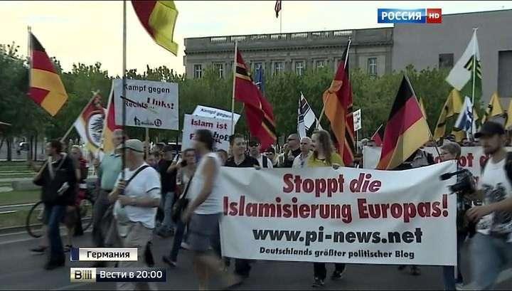 Германия в заложниках у нелегалов