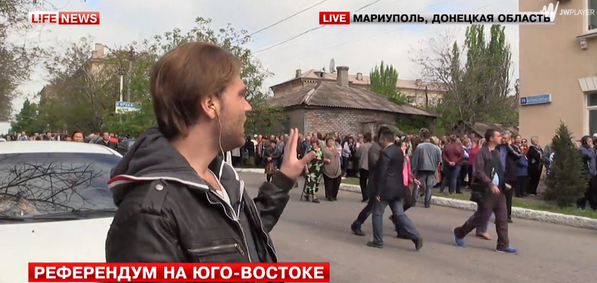 Референдум в Донбассе: полный аншлаг