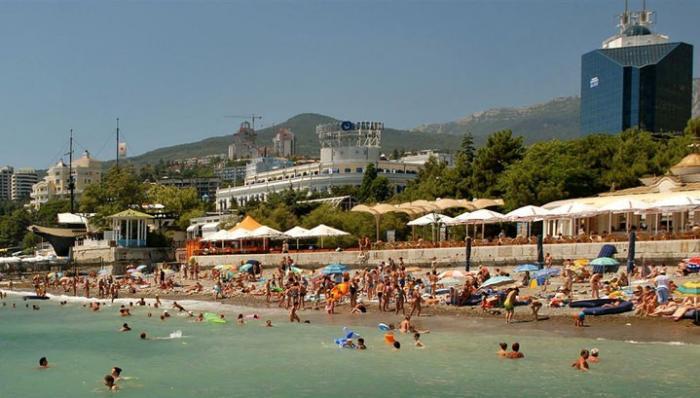 Курортная Ялта: как завершается туристический сезон