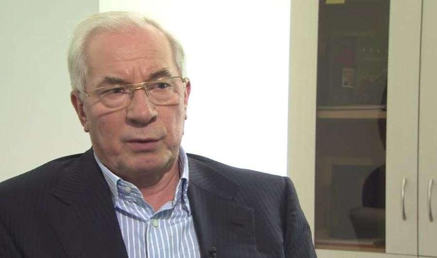 Николай Азаров считает, что Киев лишь имитирует реформу Конституции