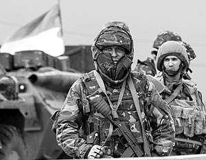 Немецкие СМИ: В карательной операции в Донбассе участвуют 400 американских наёмников
