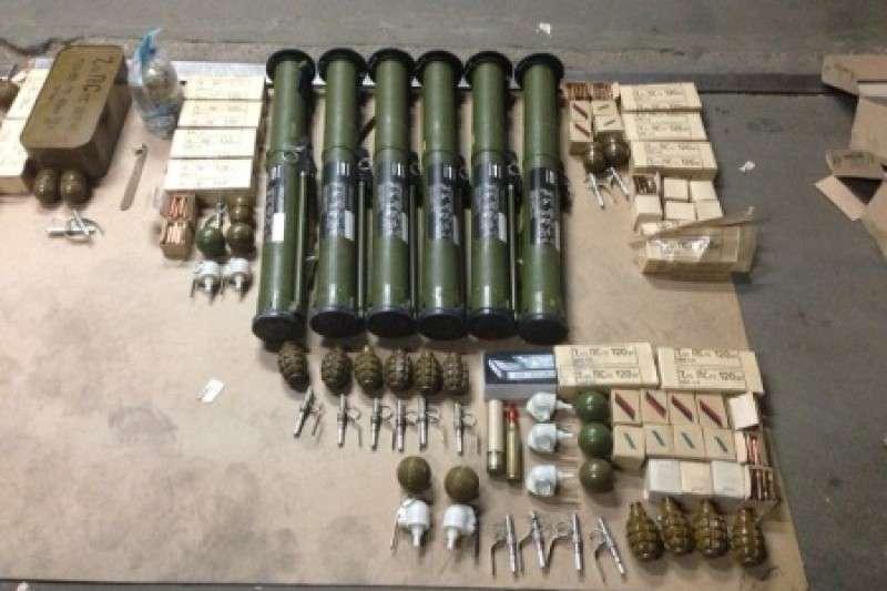 Укро-каратели продают оружие криминальным структурам
