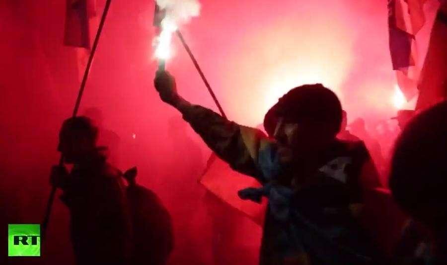 Закон джунглей: насилие — проверенная тактика ультраправых на Украине