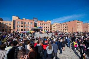 В Казани открыли самую большую школу в Татарстане