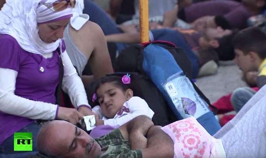 Представитель ООН, заявил, что необходимо уважать права беженцев, прибывших в ЕС