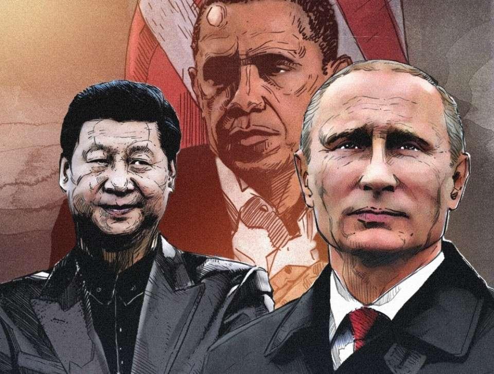 С Третьей мировой США уже опоздали. Китай начал первую экономическую