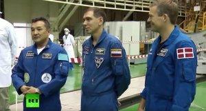 Новый экипаж прибудет на МКС 4 сентября