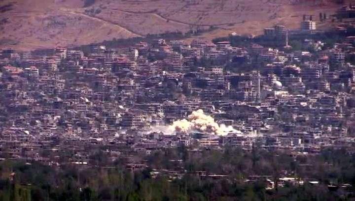 Сирийская армия возвращает полный контроль над границей с Ливаном