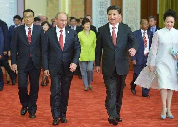 Путин и Си Цзиньпин подтвердили курс на развитие партнёрства