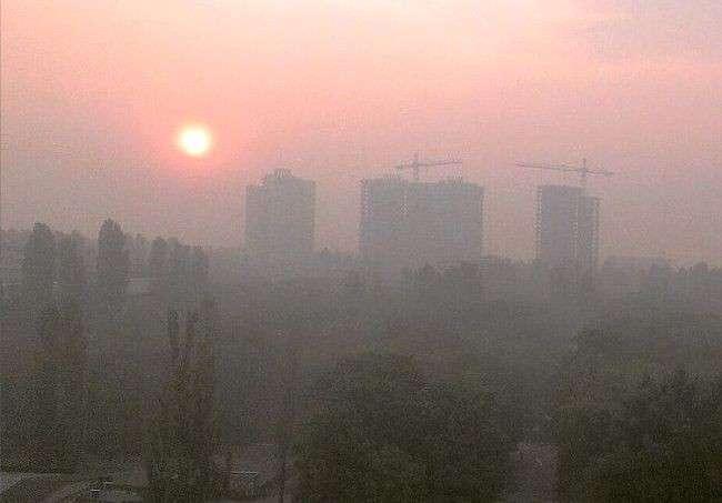 Киев: зомби-апокалипсис