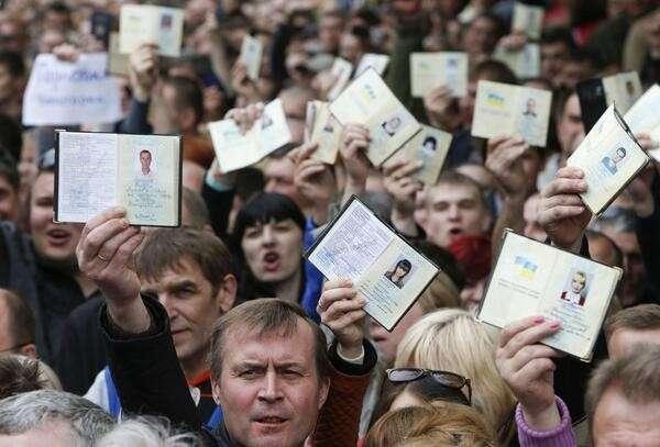 Беня Коломойский не мог не отметиться на Референдуме