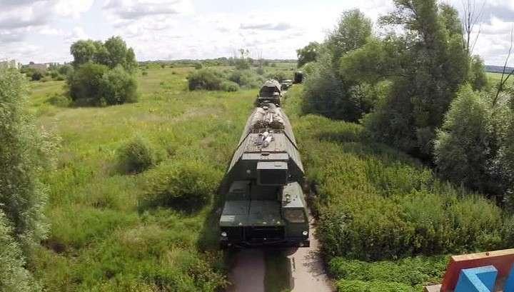 РВСН начинают учения с применением мобильных ракетных комплексов