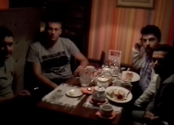 Навальный встретился с дипломатами США в костромском ресторане «Дудки»