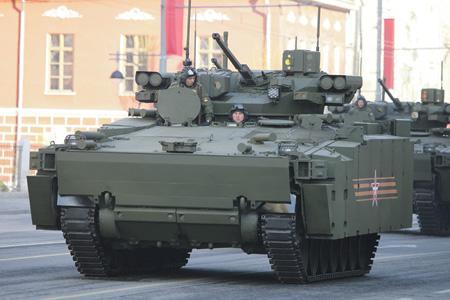 Керамическая броня для новой бронетехники России