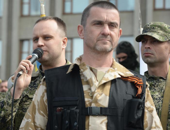 Павел Губарев: В СИЗО сотрудники СБУ применяли силу