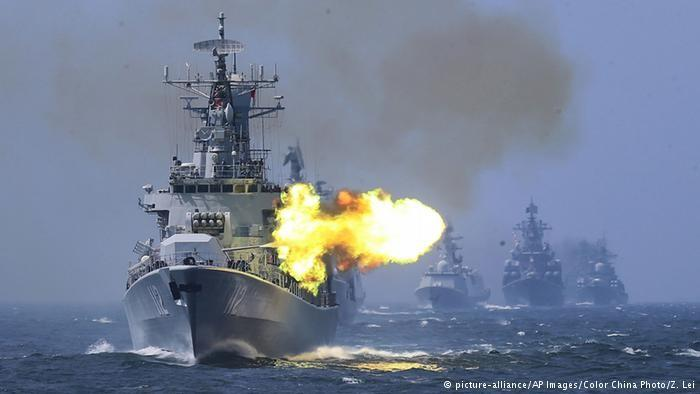 Россия продаёт Китаю верёвку, чтобы повесить американские ВМС